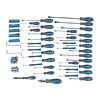 Silverline 100-delige schroevendraaier set