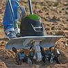 Nize 1200 elektrische grond frees ploeg