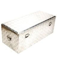 Aluminum box 1050x450x400 mm.