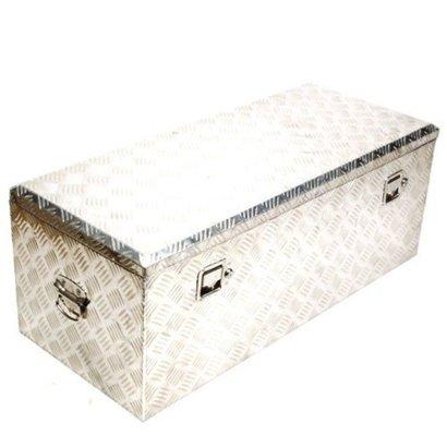 Aluminiumbox 1050x450x400 mm.