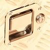 Aluminium kist 1050x450x400 mm.