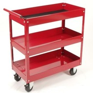 Nize Tool trolley open red
