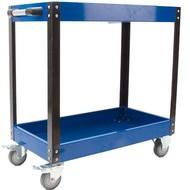 soer Tool trolley open 2 layers