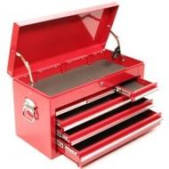 Nize Set-up box 6 drawers luxury red