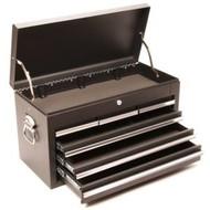 Nize Aufstellbox 6 Schubladen Luxus schwarz