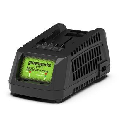 Greenworks 24 Volt Ladegerät G24C