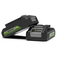 Greenworks 24 Volt 2.0 Ah Battery G24B2