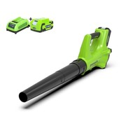 Greenworks 24 Volt Battery Leaf Blower G24ABK4