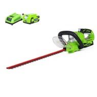 Greenworks 24 Volt Cordless Hedge Trimmer G24HT57K4