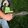 Greenworks 24 Volt Accu Kettingzaag G24CS25K4