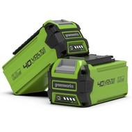 Greenworks 40 Volt Batterie G40B2