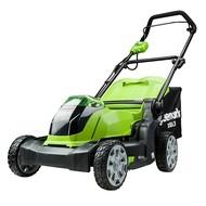 Greenworks 40 Volt Akku-Mäher G40LM41