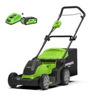 Greenworks 40 Volt Accu Maaier G40LM41K2
