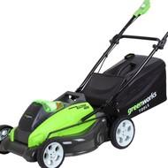 Greenworks 40 Volt Accu Maaier G40LM45