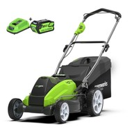Greenworks 40 Volt Cordless Mower G40LM45K4