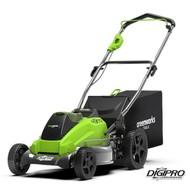 Greenworks 40 Volt Cordless Mower GD40LM45