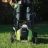 Greenworks 40 Volt Akku-Mäher GD40LM45K2X