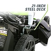 Greenworks 40 Volt accu grasmaaier GD40LM46SPK4-6