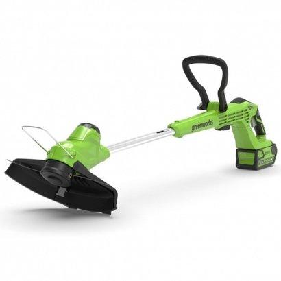 Greenworks 40 Volt Akku-Trimmer und Kantenschneider G40T5