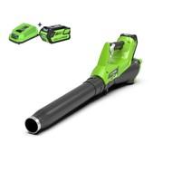 Greenworks 40 Volt Cordless Leaf Blower G40ABK4