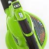 Greenworks 40 Volt Akku-Laubgebläse und Kolben GD40BVK4
