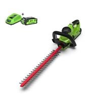 Greenworks 40 Volt Cordless Hedge Trimmer G40HT61K2