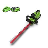 Greenworks 40 Volt Cordless Hedge Trimmer G40HT61K4
