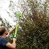 Greenworks 40 Volt Akku-Astsäge Heckenschere G40PSHK2