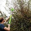 Greenworks 40 Volt Akku-Astsäge Heckenschere G40PSHK4