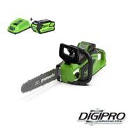 Greenworks 40 Volt Cordless Chainsaw GD40CS15K4