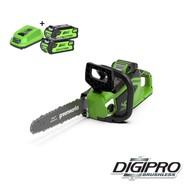 Greenworks 40 Volt Cordless Chainsaw GD40CS15K2X
