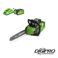 Greenworks 40 Volt Cordless Chainsaw GD40CS18K4