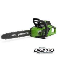 Greenworks 40 Volt Cordless Chainsaw GD40CS18