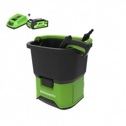 Greenworks Hogedrukreiniger GDC40K2