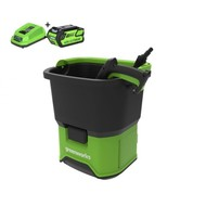 Greenworks Hochdruckreiniger GDC40K4