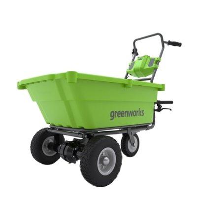 greenworks 40 Volt Accu Kruiwagen G40GC