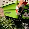 greenworks 40 Volt Akku-Schubkarre G40GCK2