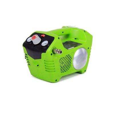 greenworks 40 Volt Accu Compressor G40AC