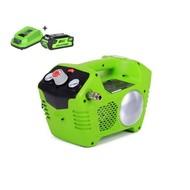 greenworks 40 Volt Batteriekompressor G40ACK 2