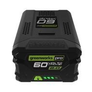 greenworks 60 Volt Lithium Ion battery G60B4