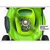 greenworks 60 Volt Akku-Rasenmäher GD60LM46SPK2X