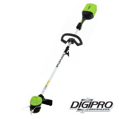 greenworks 60 Volt Akku-Trimmer GD60LT