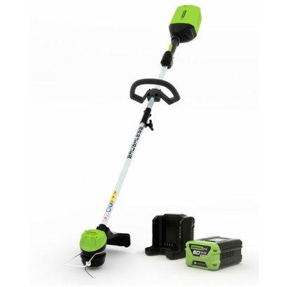 Greenworks 60 Volt Akku-Trimmer GD60LTK2