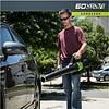 greenworks 60 Volt Akku-Gebläse GD60AB