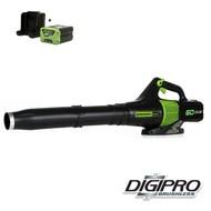 greenworks 60 Volt cordless blower GD60ABK2