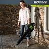 greenworks 60 Volt Akku-Gebläse GD60ABK2
