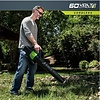 greenworks 60 Volt accu bladblazer GD60ABK2