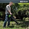 greenworks 60 Volt Akku-Gebläse GD60ABK4