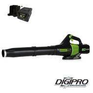 greenworks 60 Volt cordless blower GD60ABK4