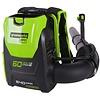 Greenworks 60 Volt accu bladblazer GD60BPBK2X